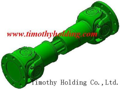 SWP-A cardan drive shaft