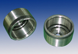 Bearings for universal joint shafts