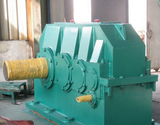 hard-teeth reduction gear unit